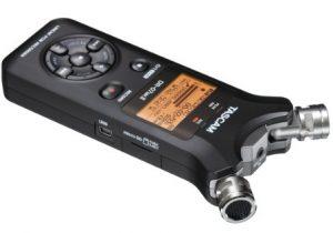 registratore vocale Tascam